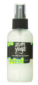 yoga sprays cleaner