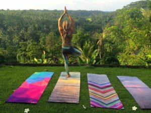 Combo Yoga Mats examples