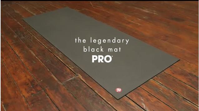 manduka pro thick yoga mat