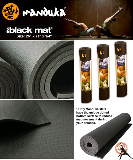 Manduka Mat - eco-friendly yoga mat
