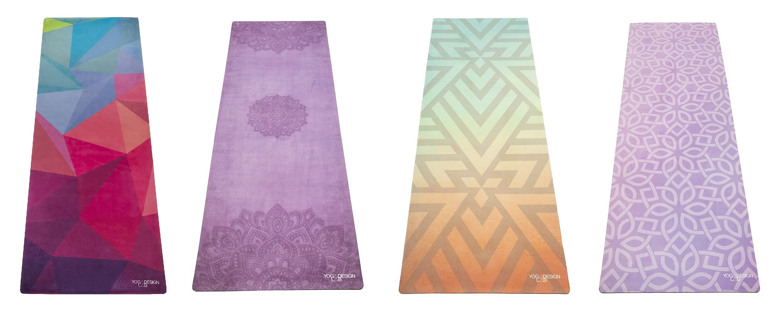 pretty combo yoga mat