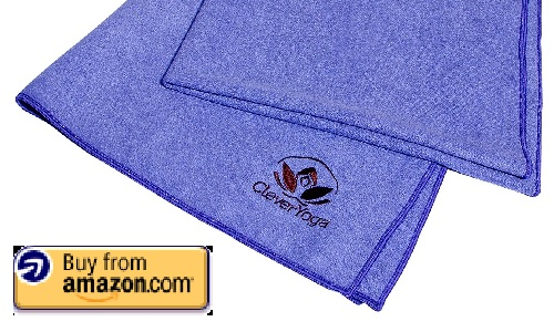 best yoga mat towel review