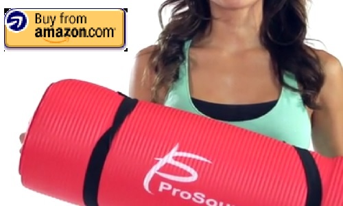 prosource pilates mat review