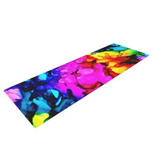 claire day yoga mat