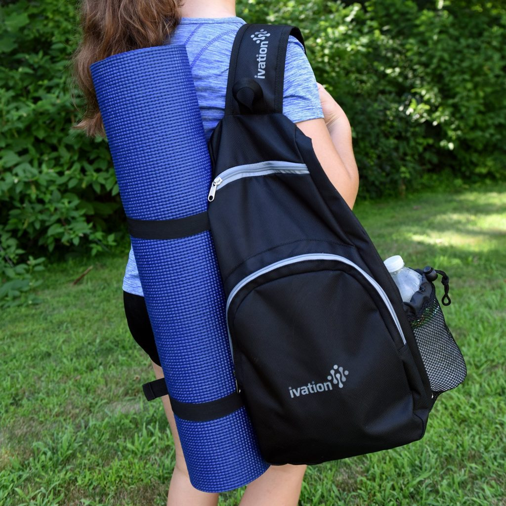 best yoga mat backpack reviews