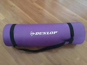 dunlop yoga mat review