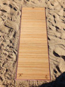 ganesha bamboo yoga mat review