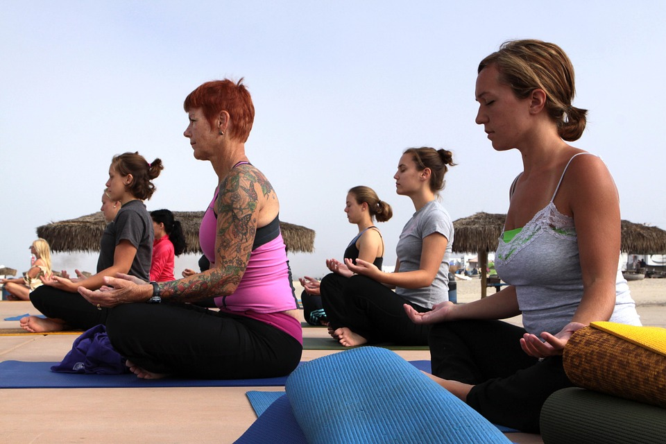 how to choose a yoga class